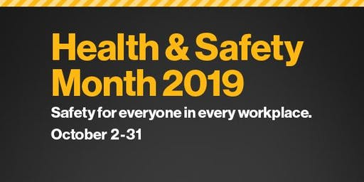 Traralgon Health and Safety Month conference 2019