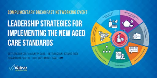 Complimentary Breakfast - Leadership Strategies For Implementing The New Aged Care Standards