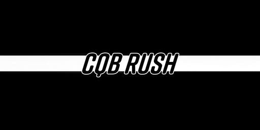 CQB Rush Summer Split- Manassas