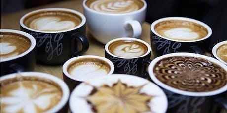 Advanced Barista & Coffee Art Course -  Bundaberg tickets