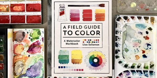 A Field Guide To Color class at OUTLET PDX