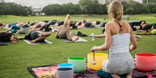Timberwood Park Yoga + Sound Bath