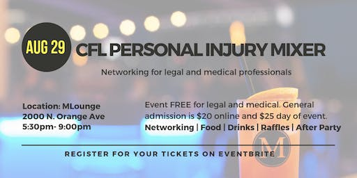 CFL Personal Injury Mixer