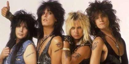 MOTLEY CRUE, DEF LEPPARD, POISON & OZZY-A CRAZY HARD ROCK DJ TRIBUTE Night2