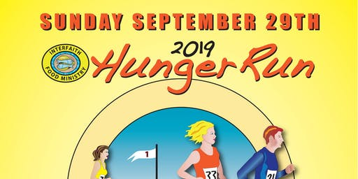 Interfaith Food Ministry 2019 IFM Hunger Run @ Alta Sierra Country Club