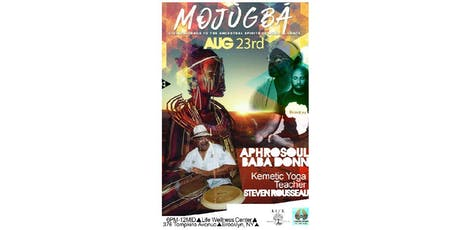 MOJÙGBÁ: GIVING HOMAGE TO THE ANCESTRAL SPIRITS OF MUSIC & DANCE tickets
