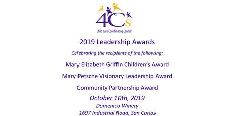 2019 Leadership Awards tickets