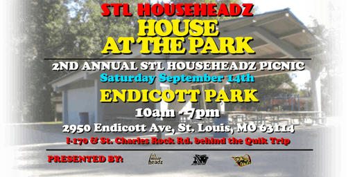 STL HouseHeadz House At The Park 2019