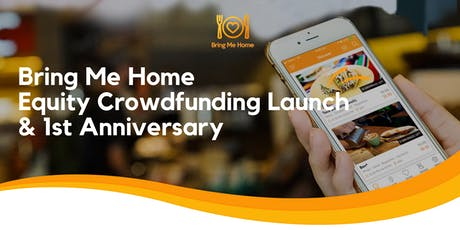 Bring Me Home Equity Crowdfunding Launch & 1st Anniversary (MEL) tickets