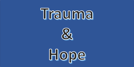 Working with Trauma and Hope tickets