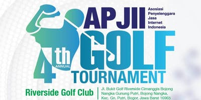 4th APJII Golf Tournament