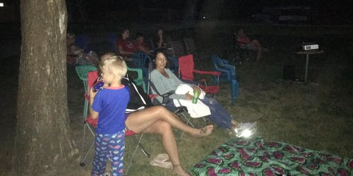 Movie Night Under the Stars
