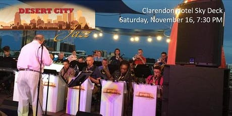 Desert City Jazz - Jazz on the Rooftop tickets