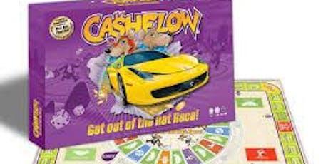 Cashflow Game Night tickets
