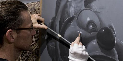 Introduction to accurate drawing and charcoal with Artist Ray Coffey