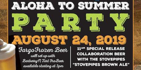Aloha to Summer Party tickets