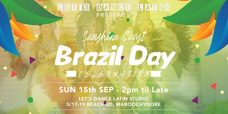 Brazil Day Celebration Sunshine Coast tickets