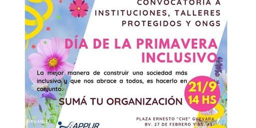Día de la Primavera Inclusivo