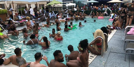 2nd Recovery ROOF TOP POOL Experience! Labor Day!! tickets