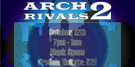 Arch Rivals 2 tickets