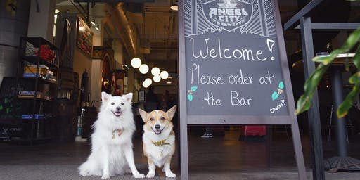 Yappy Hour:  Beer and games and fun for both you and your dog!