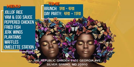 The Tribe Brunch Labor Day Sep 1 Brunch x Day Party (IGB) tickets