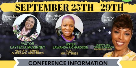 Victory at the Next Level 2019 Women of Worth Conference tickets