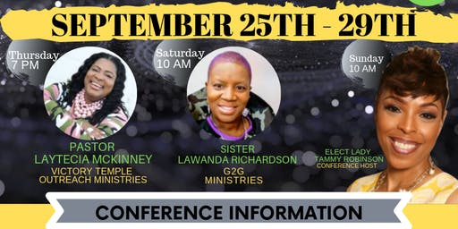 Victory at the Next Level 2019 Women of Worth Conference