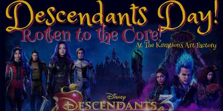 Descendants Day! tickets