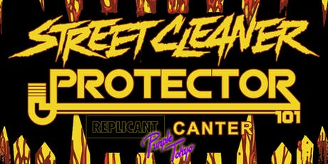 STREET CLEANER / REPLICANT / CANTER / PURPLE TOKYO