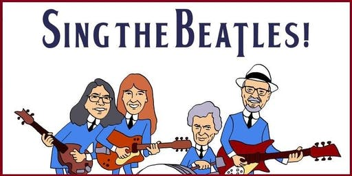 Sing the Beatles to LIVE Music! October 19th