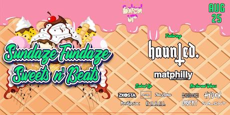 Sundaze Fundaze: Sweets N Beats tickets