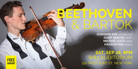BEETHOVEN & BARTOK (NYC) tickets