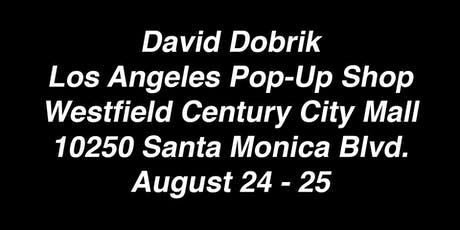 David Dobrik Pop-Up Shop tickets