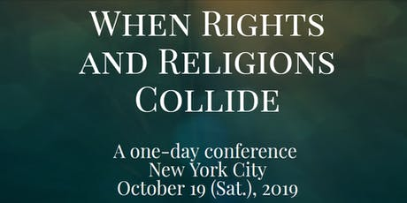 When Rights and Religions Collide tickets