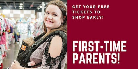 JBF Midland/Odessa First Time/Expecting Parent Presale Fall 2019 tickets