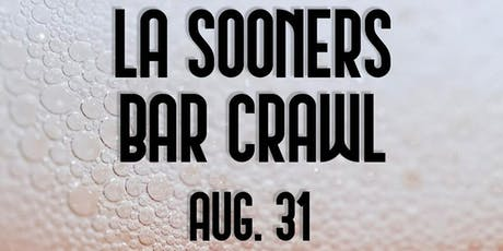 OU Alumni Bar Crawl tickets