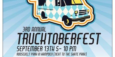 3rd Annual Trucktoberfest  tickets