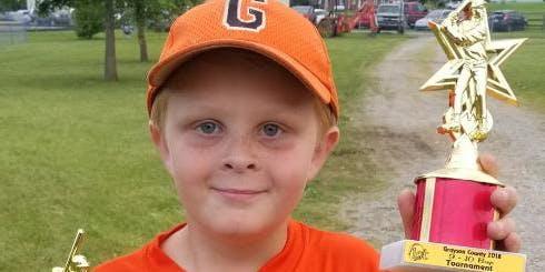 Carson's 11 birthday