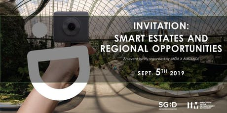 Smart Estates And Regional Opportunities tickets