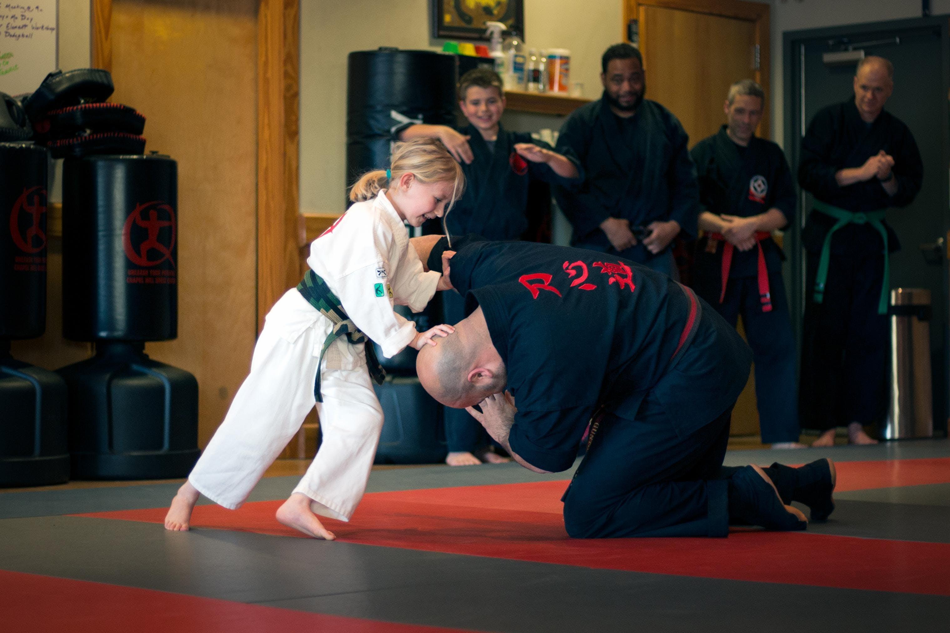 Afterschool Martial Arts at St. Thomas More