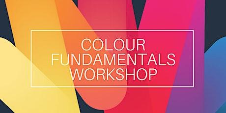 Colour Fundamentals Workshop tickets