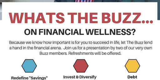 What's the Buzz on Financial Wellness?