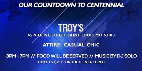 Zeta Phi Beta Sorority, Inc. - Xi Zeta Chapter Count Down to Centennial! tickets
