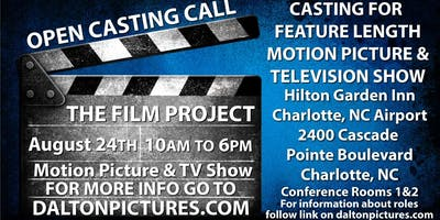 Dalton Pictures: Open Casting for Feature Film