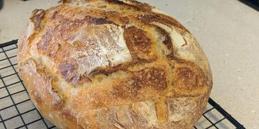 Two day sourdough bread and dip workshop