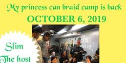 My Princess Can Braid Camp
