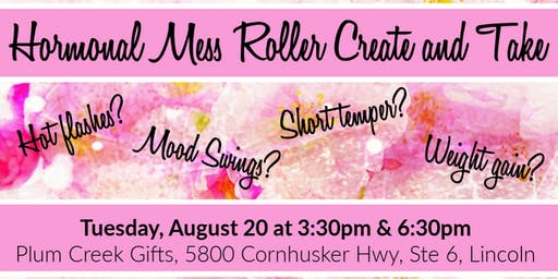 Hormonal Mess Roller Create and Take