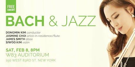 BACH & JAZZ (NYC) tickets