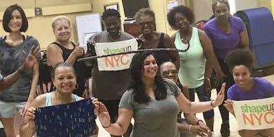 Free Zumba in Harlem!